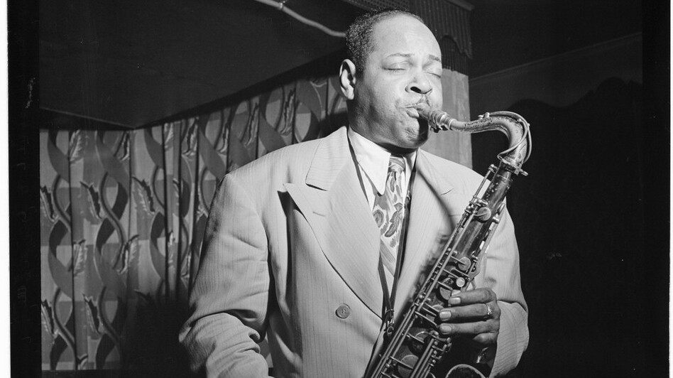 "The first volume of <em>The Savory Collection</em> features live recordings of Coleman Hawkins, including an extended performance of ""Body & Soul."""