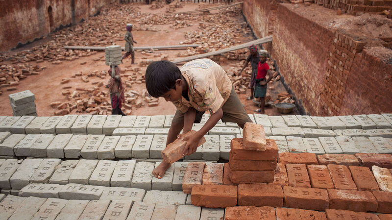 2a281c13f099 Study: Child Laborers In Bangladesh Are Working 64 Hours A Week ...