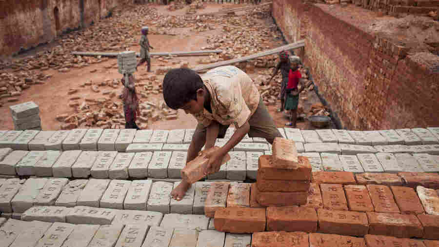 Study: Child Laborers In Bangladesh Are Working 64 Hours A Week