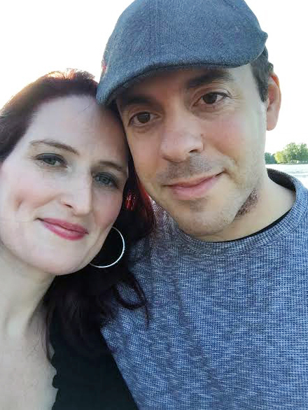 Julia and Greg Fry in August 2016. Each round of the IVF treatment they seek typically costs $15,000 to $20,000. So far, the couple has raised about $1,200 toward that goal via the crowdfunding site GiveForward.