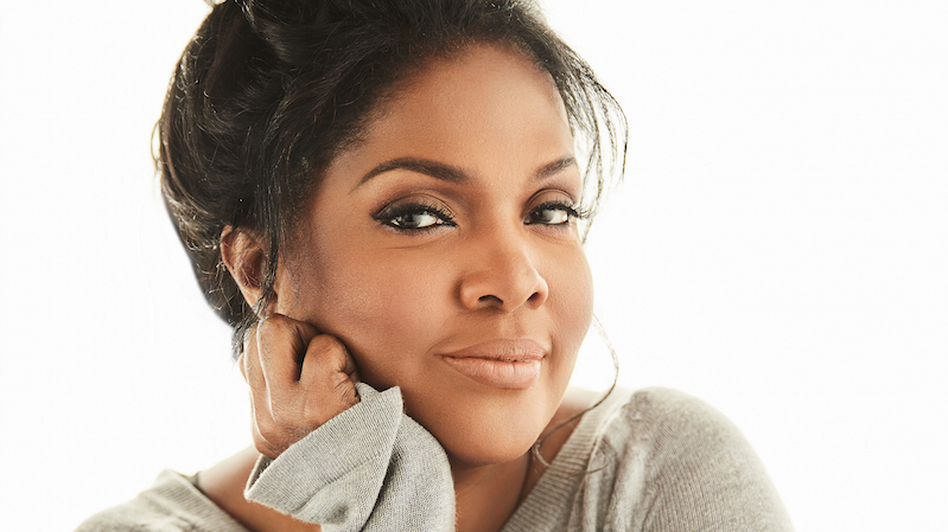 CeCe Winans' new album, Let Them Fall In Love, comes out Feb. 3, 2017. (Courtesy of the artist)