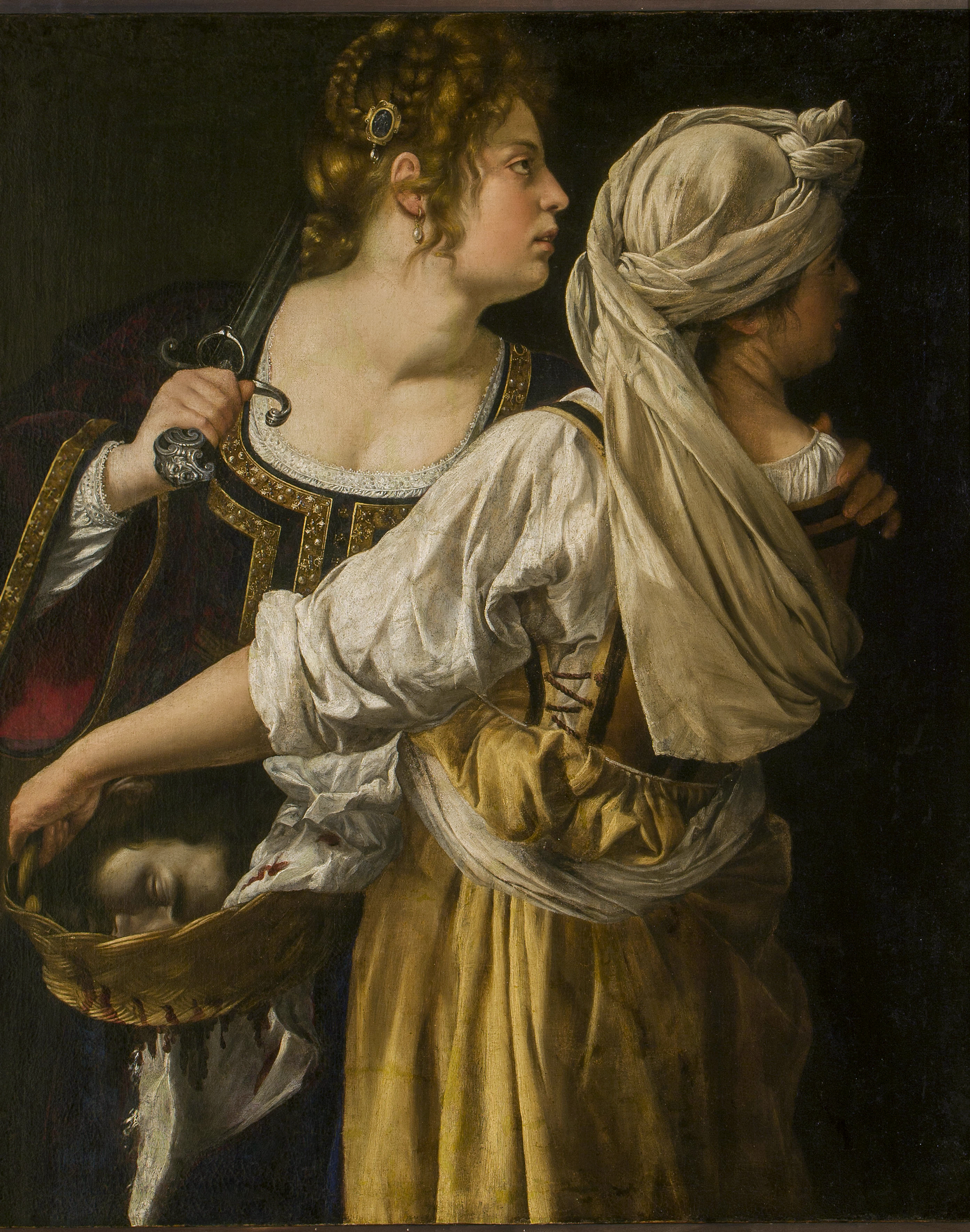 Long Seen As Victim, 17th Century Italian Painter Emerges As Feminist Icon