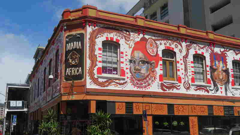 Apartheid Is Long Gone, But African Food Is Still Hard To Find In Cape Town