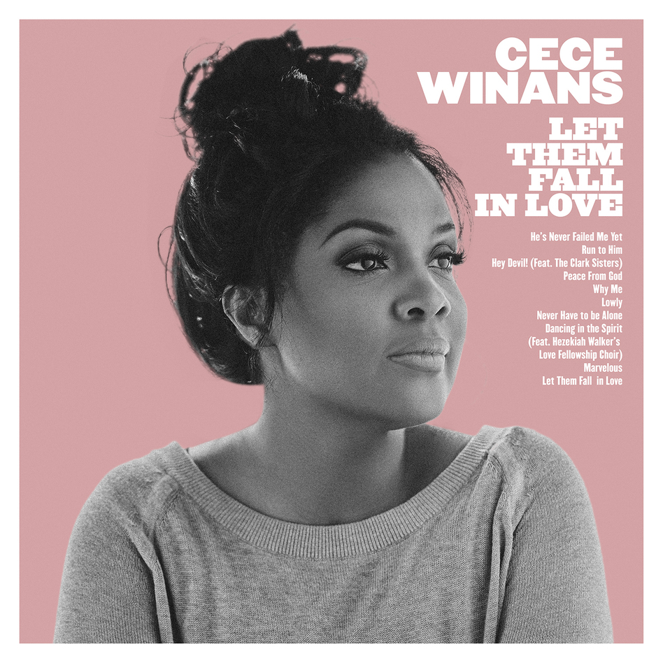 CeCe Winans, Let Them Fall In Love (Courtesy of the artist)