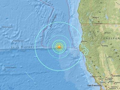 Magnitude 6.5 Earthquake Shakes California