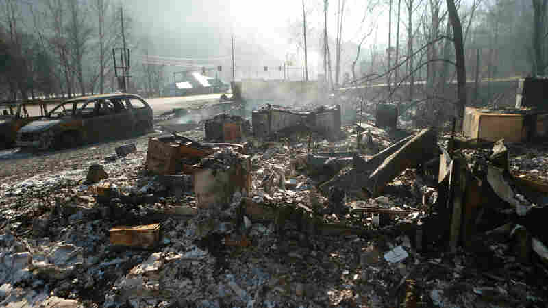 2 Juveniles Charged With Arson, Suspected Of Starting Deadly Tennessee Wildfire