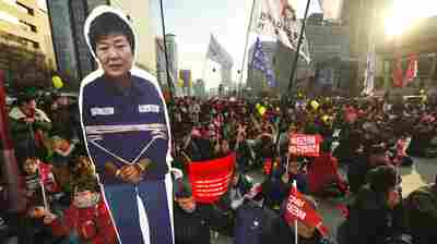South Korea To Vote On Impeachment Of Scandal-Stricken President