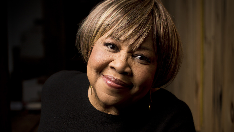 """I tell you,"" Mavis Staples says, ""I watch the news sometimes and I think I'm back in the '60s."" The gospel legend was recently recognized at the Kennedy Center Honors. (Courtesy of the artist)"