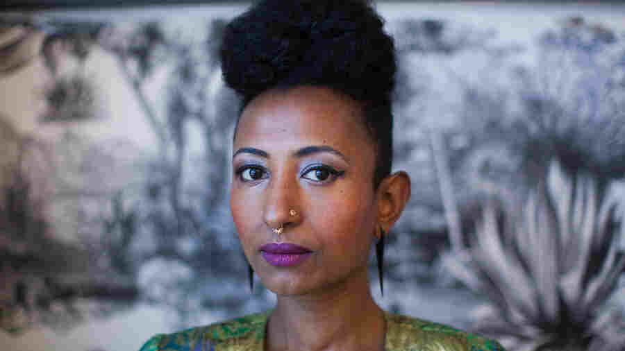 Born In Sudan, Based In Brooklyn. A Singer Remixes Her Identities
