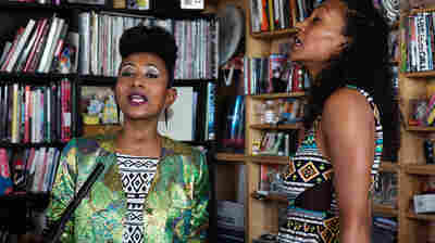 Alsarah & The Nubatones: Tiny Desk Concert