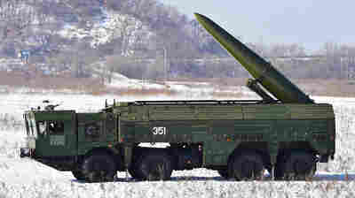 Russia Seen Moving New Missiles To Eastern Europe