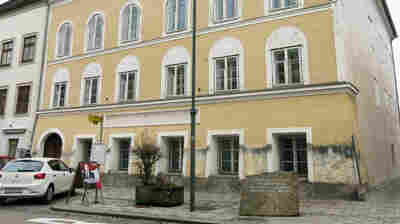 For Austria, A Tough Choice On What To Do With Hitler's Birthplace