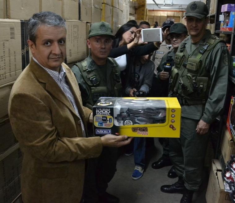Venezuela Seizes Nearly 4 Million Toys, Saying They're Overpriced