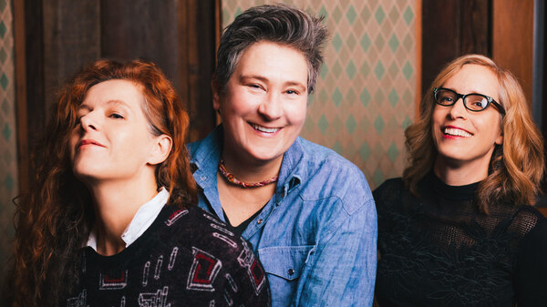 The self-titled album from case/lang/veirs, composed of Neko Case, k.d. lang and Laura Veirs, is one of Folk Alley