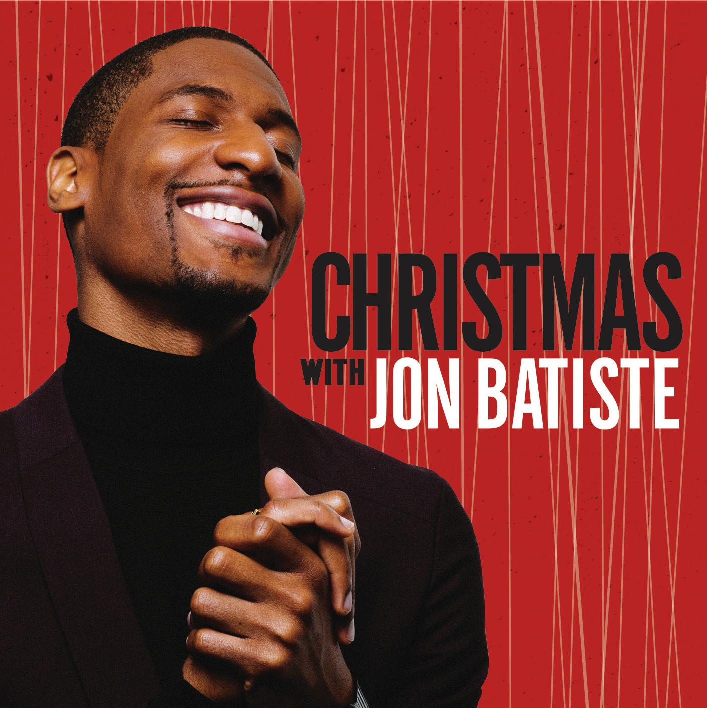 Jon Batiste, Christmas with Jon Batiste. Courtesy of the artist.