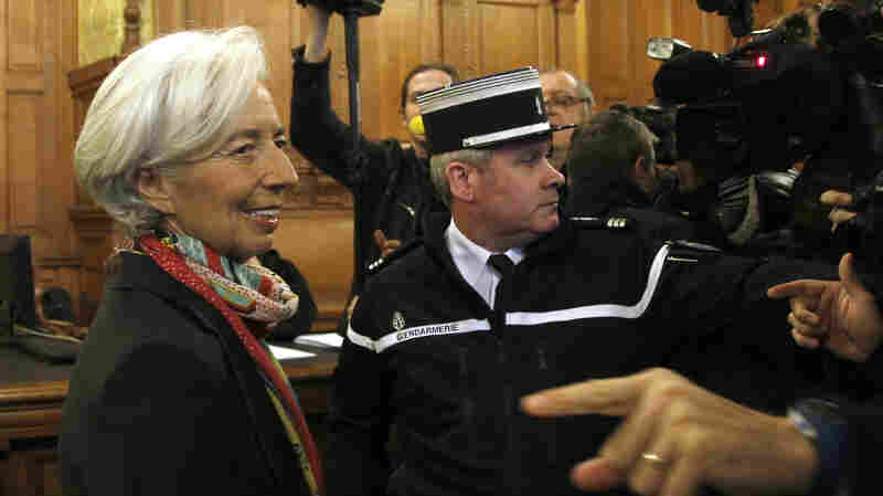 International Monetary Fund Chief Christine Lagarde's Negligence Trial Begins