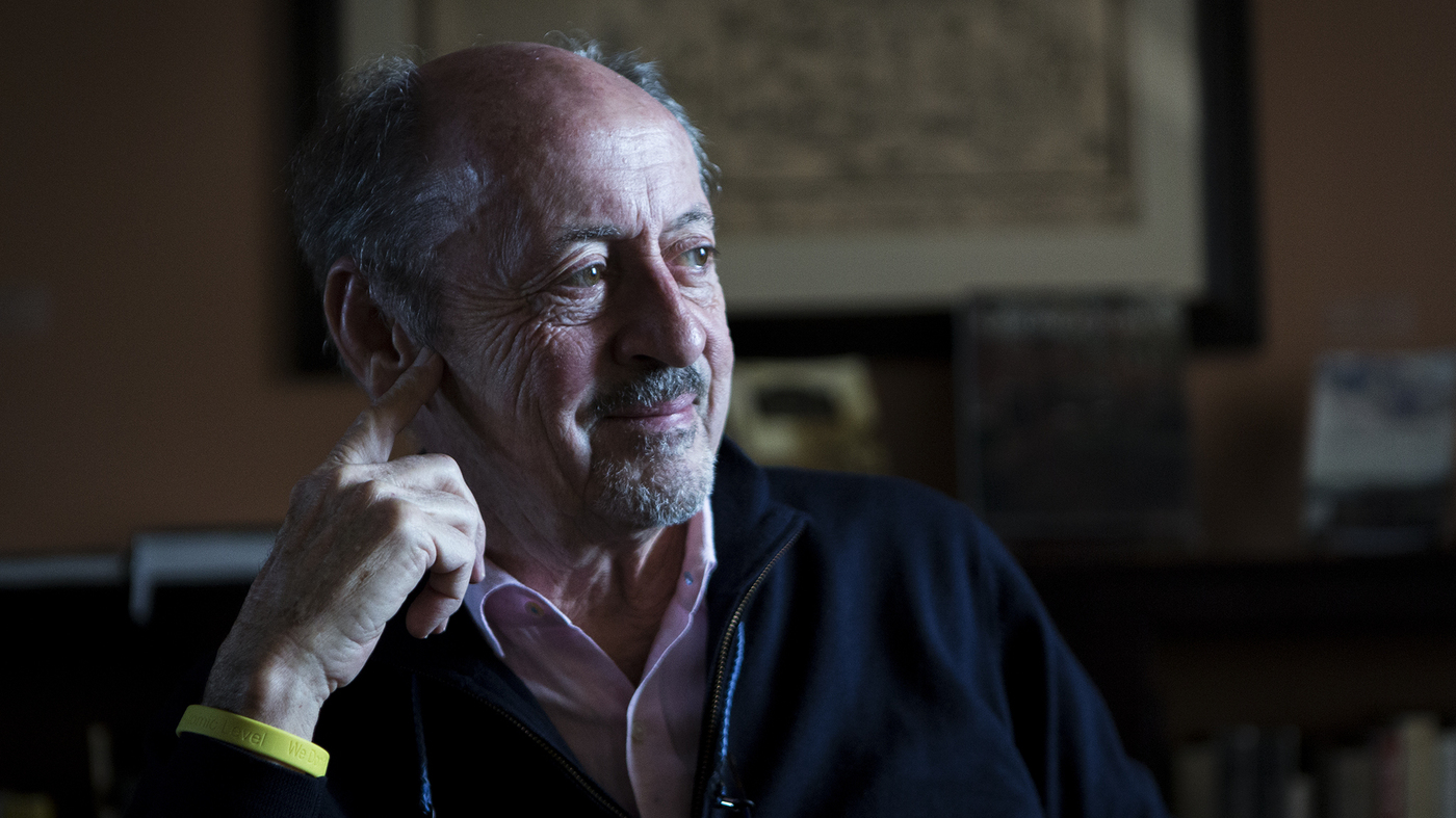 Billy Collins On How To Become A Poet, And Why Poetry Can Be A Game