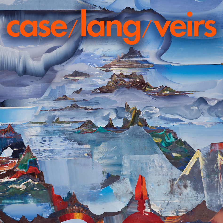 case/lang/veirs, case/lang/veirs (Courtesy of the artist)