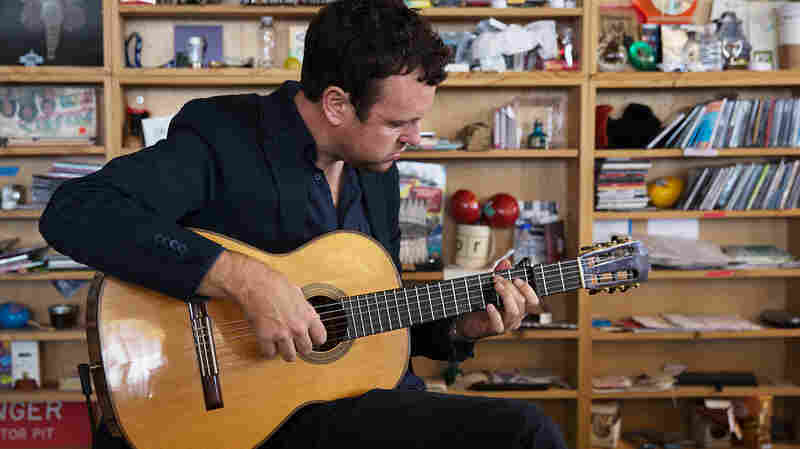 Derek Gripper: Tiny Desk Concert