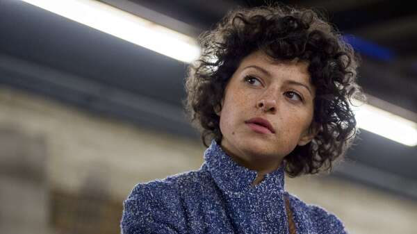 Alia Shawkat stars as Dory in the TBS comedy Search Party.