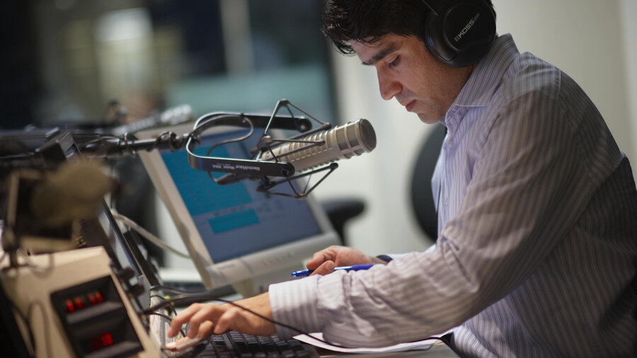 Elegant An Obama Backed Change At Voice Of America Has Trump Critics Worried