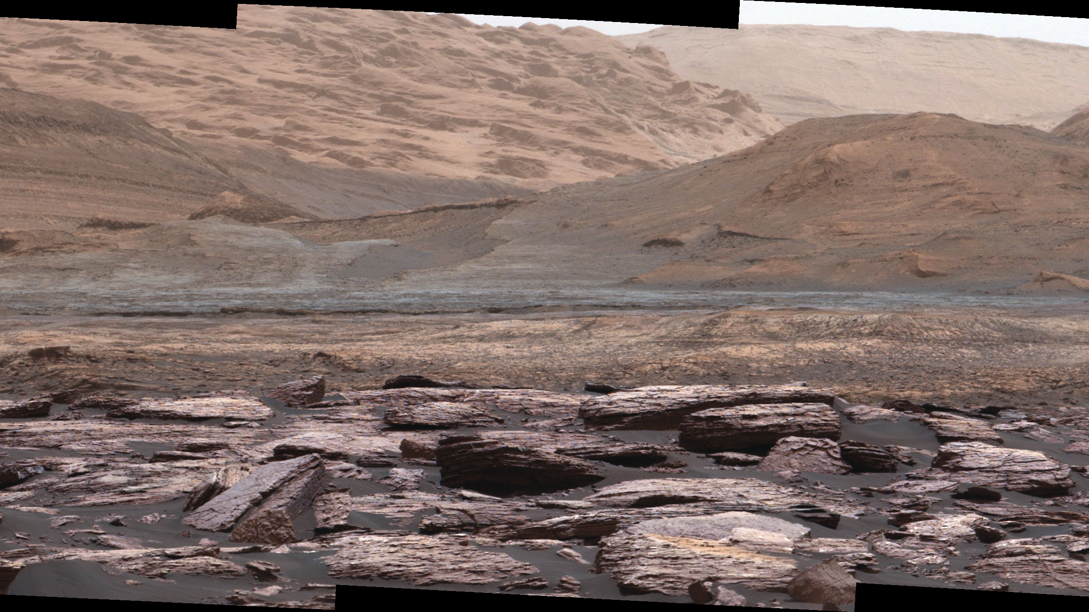 curiosity rover color - photo #15