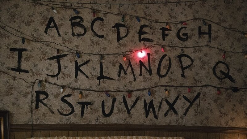 A Stranger Things Christmas.Pop Culture Advent Calendar Day 16 The Stranger Things