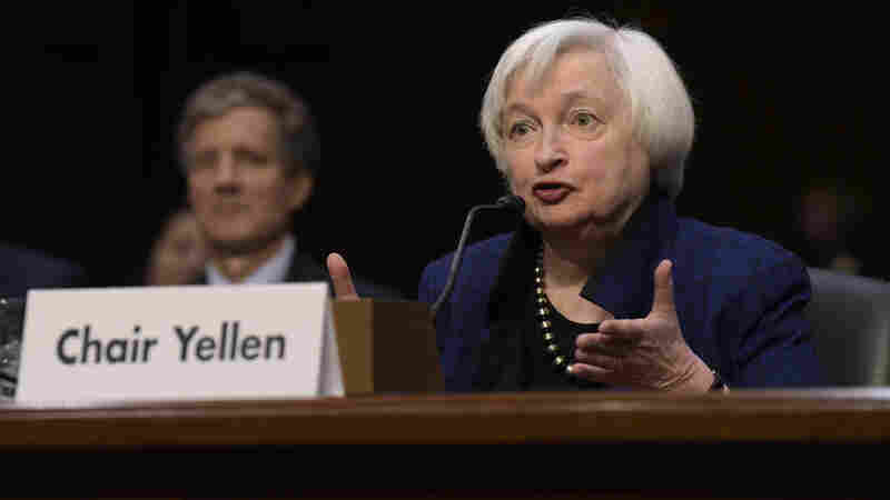 Federal Reserve Raises Key Interest Rate In First Move Since 2015