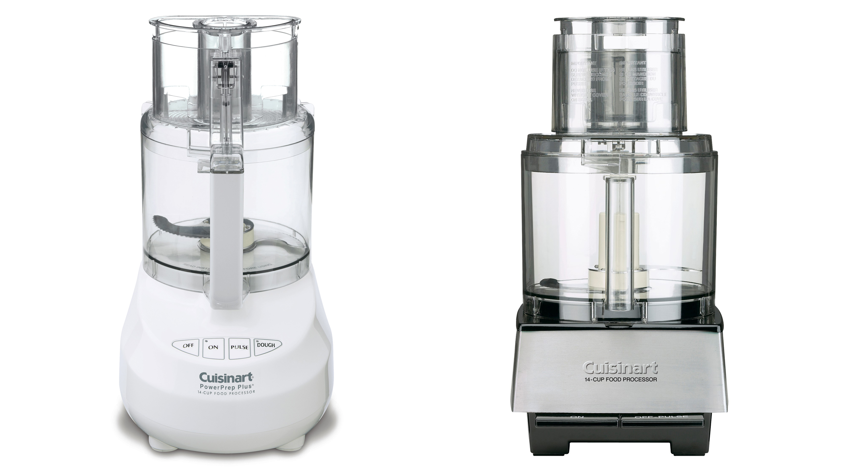 Cuisinart Recalls Millions Of Food Processor Blades After 30 Reports Of Lacerations