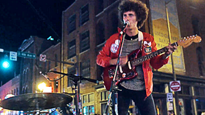 Watch Ron Gallo Disrupt Downtown Nashville With 'Please Yourself'