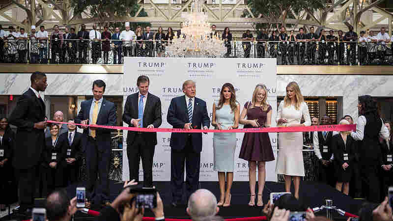 Agency Pushes Back On Claim Trump Would Breach Hotel Lease Once He Takes Office
