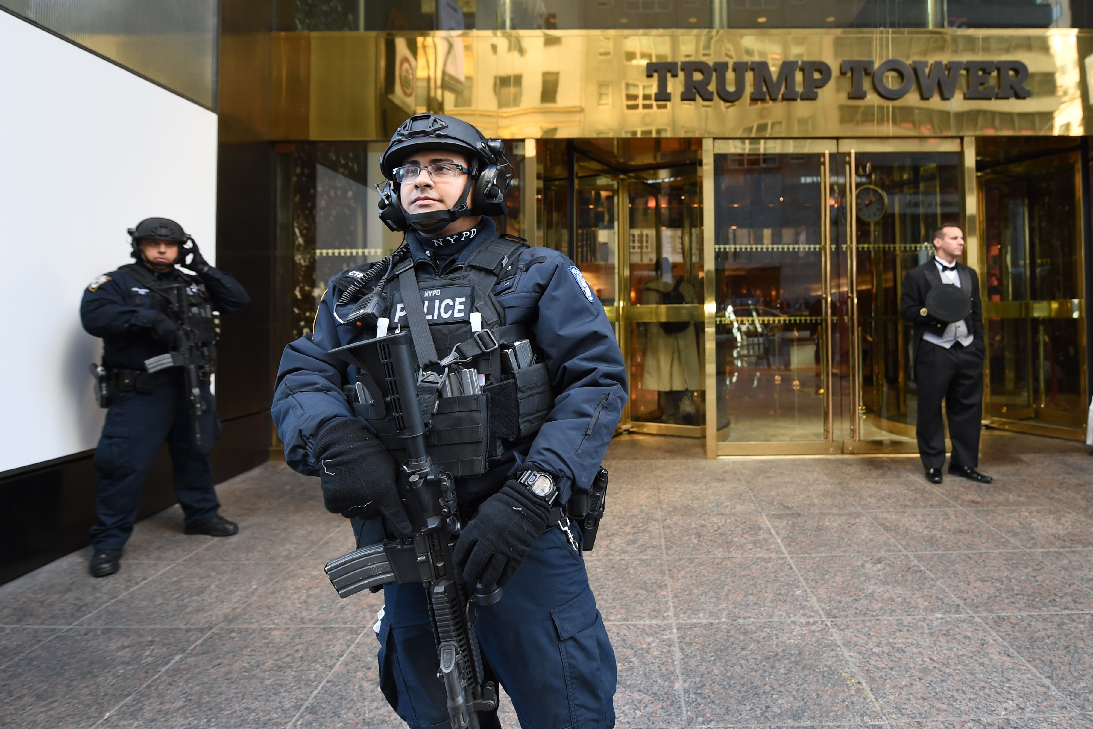 politics department defense will likely trump towers newest tenants