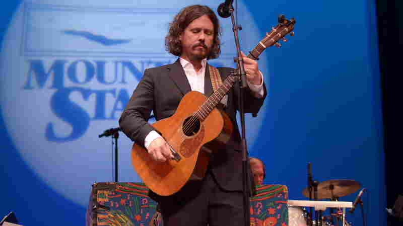 John Paul White On Mountain Stage