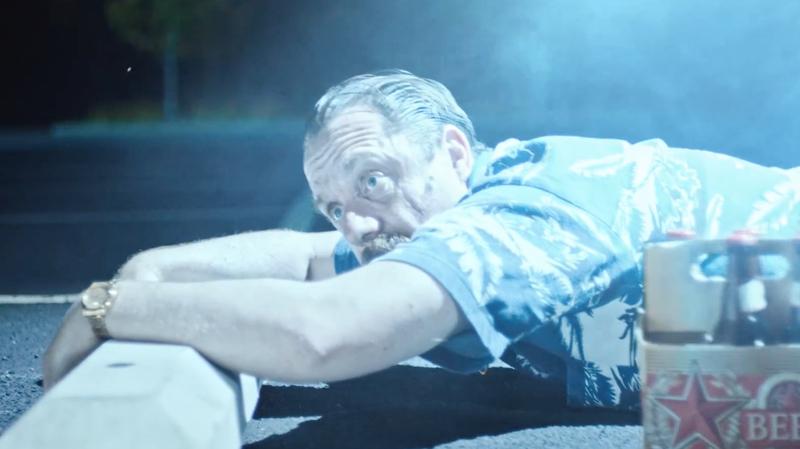 Watch DJ Shadow's Hilarious Alien Abduction