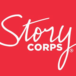 New StoryCorps logo