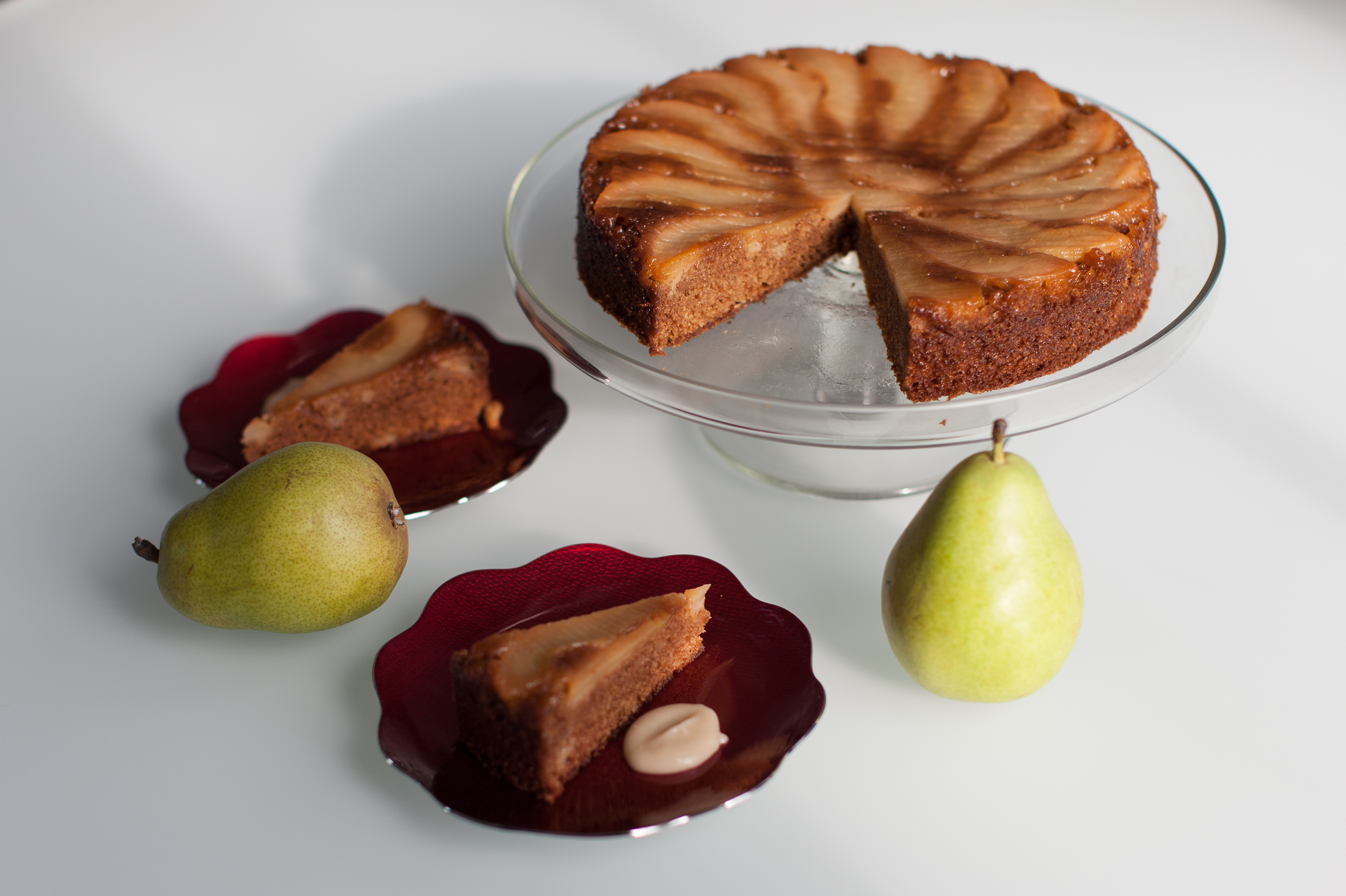 NPR Taste Test: Upside Down Cake To Turn Your Holiday Party All The Way Up