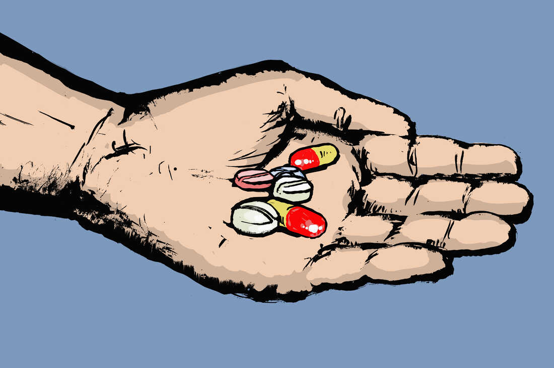 Prescriptions for opioid painkillers increased, and so did incidents of opioid addiction.