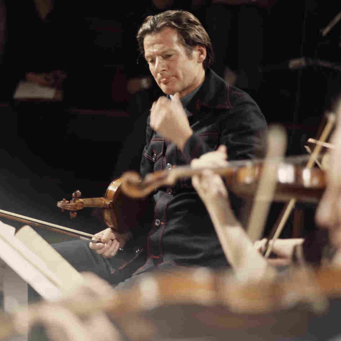 Neville Marriner.