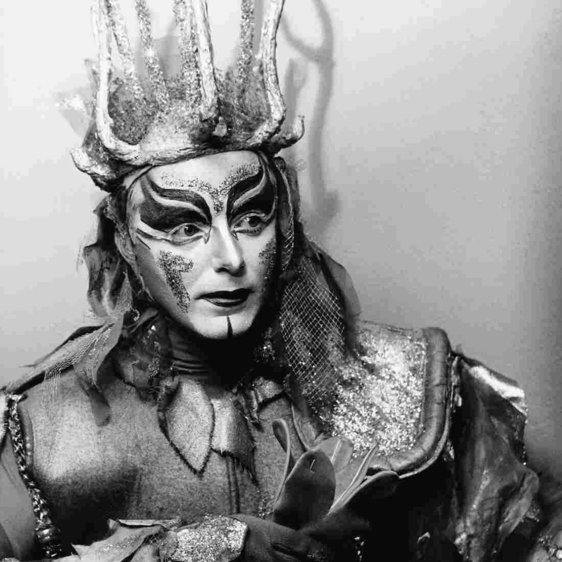 Russell Oberlin as Oberon in Benjamin Britten's A Midsummer Night's Dream.