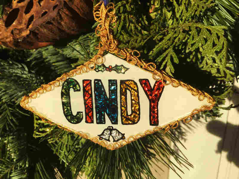 Cindy Hornberger's ornament