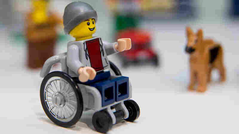 Dolls With Disabilities Escape The Toy Hospital, Go Mainstream
