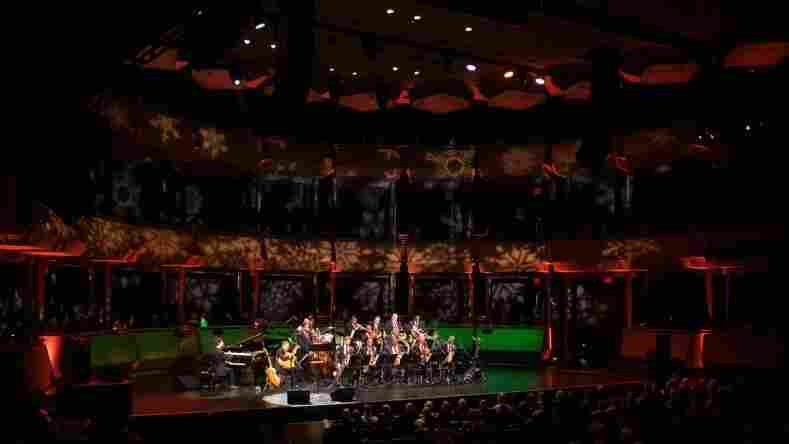 LIVE WEDNESDAY: The Jazz At Lincoln Center Orchestra's Holiday Concert