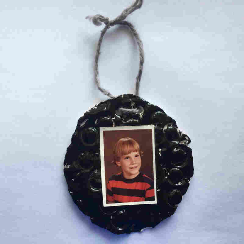 Joan Bowen's ornament