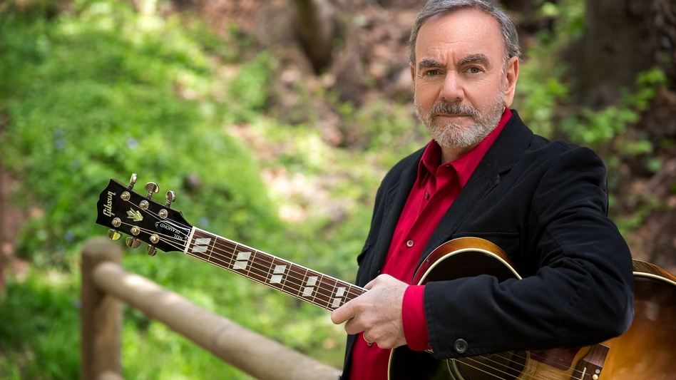 Neil Diamond's new album, Acoustic Christmas, is out now. (Courtesy of the artist)