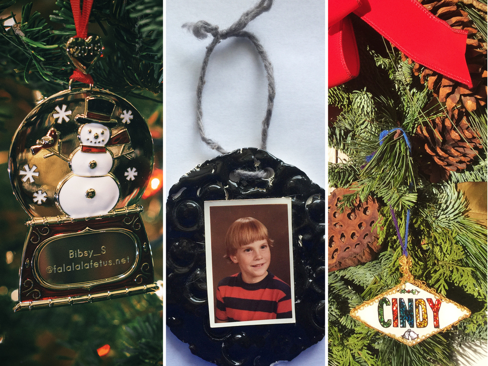 a christmas tree ornament is worth a thousand words wbur news