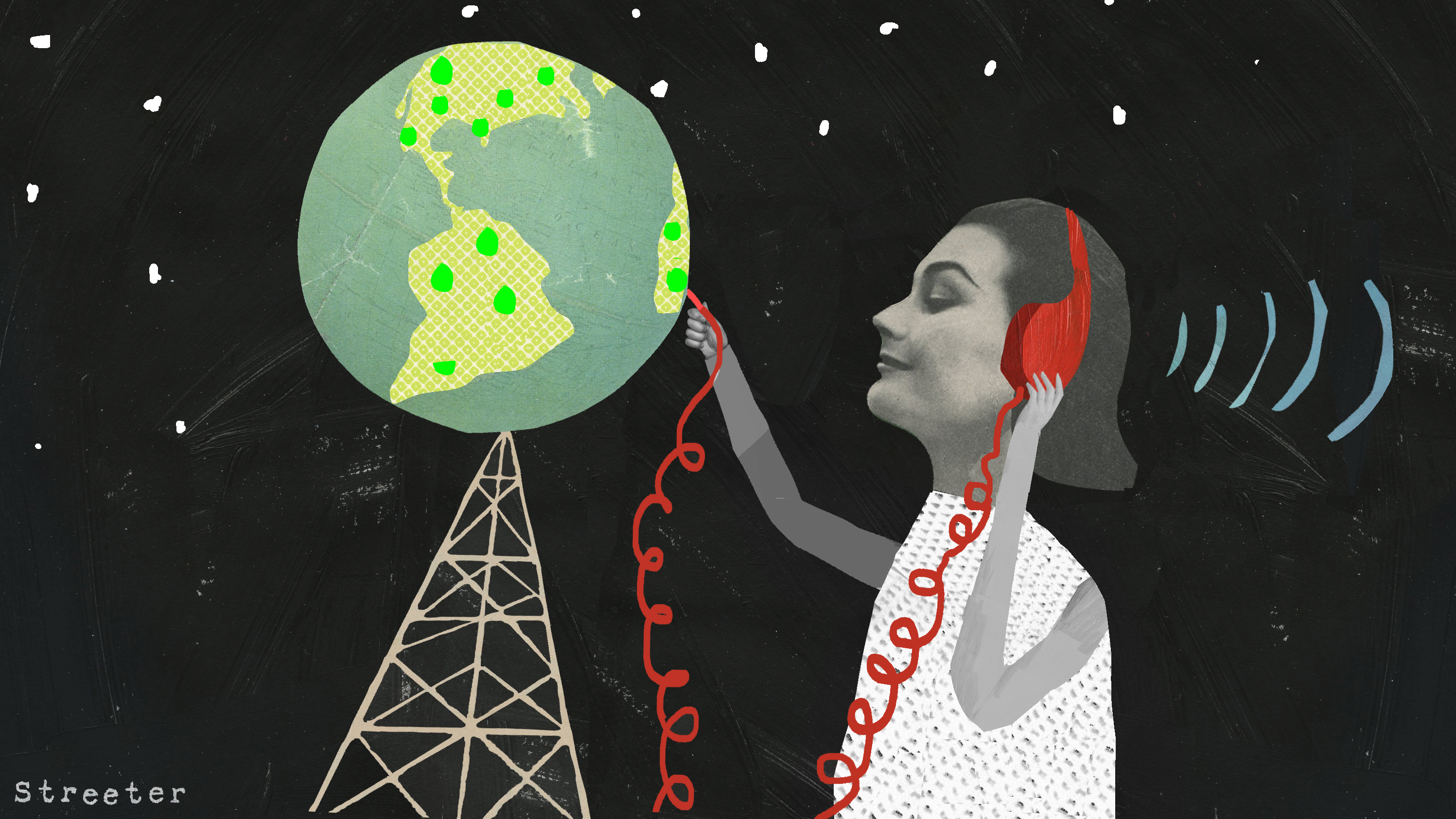 Radio Garden Lets You Tune Into 8,000 Stations From Around The World : Goats and Soda : NPR