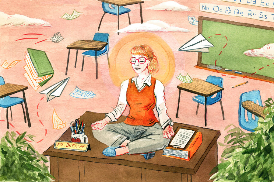 Teachers Are Stressed, And That Should Stress Us All : NPR Ed : NPR