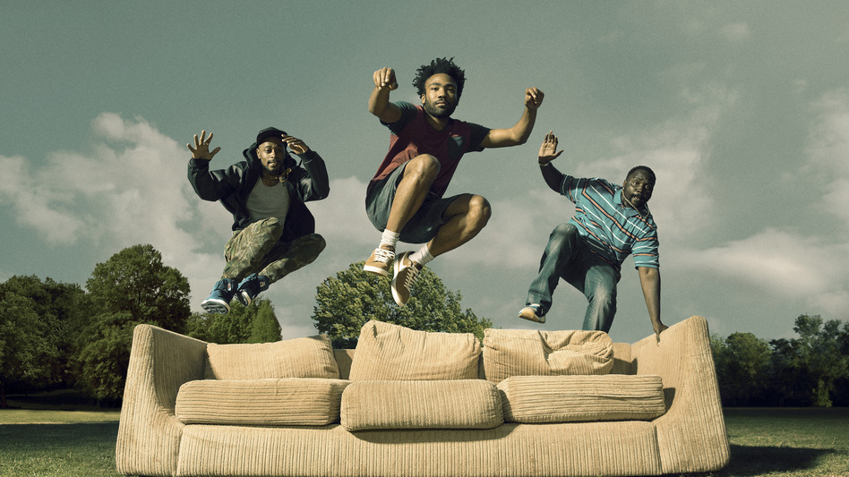 <em>Atlanta</em>, starring Donald Glover, is one of critic Eric Deggans' favorite shows of 2016. (Matthias Clamer/FX)