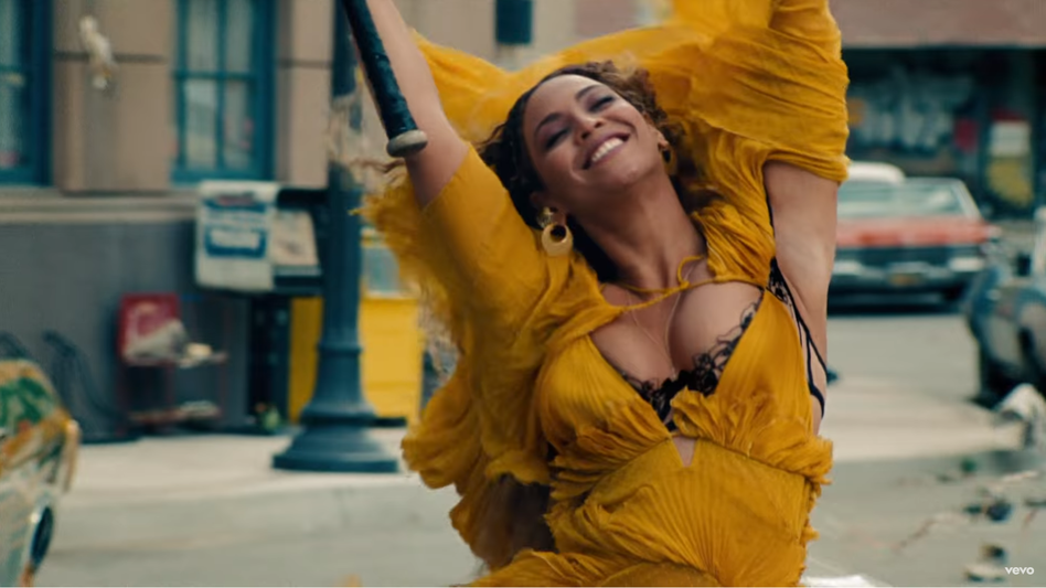 Beyoncé, 'Hold Up' (YouTube)