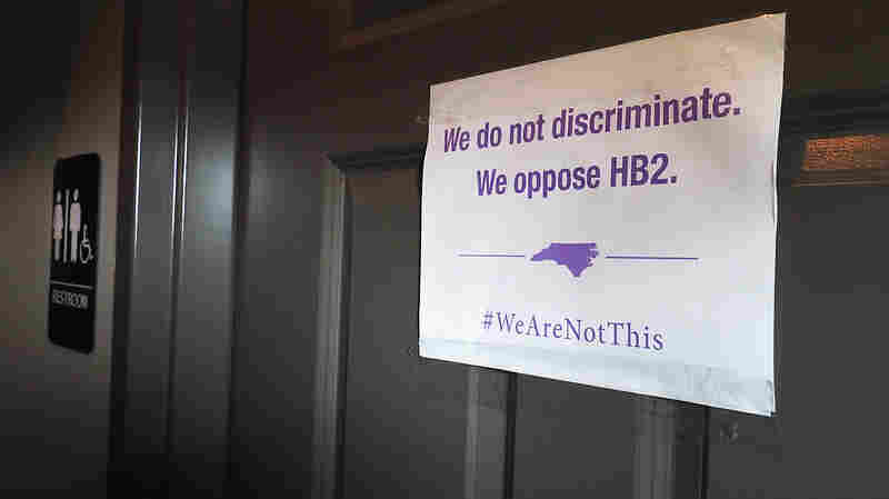 North Carolina's Legislature Poised To Repeal 'Bathroom Bill'